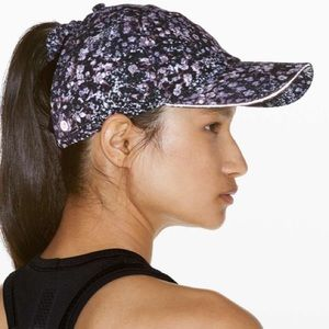 lululemon athletica Accessories - NWT lululemon Baller Hat Run Ponytail